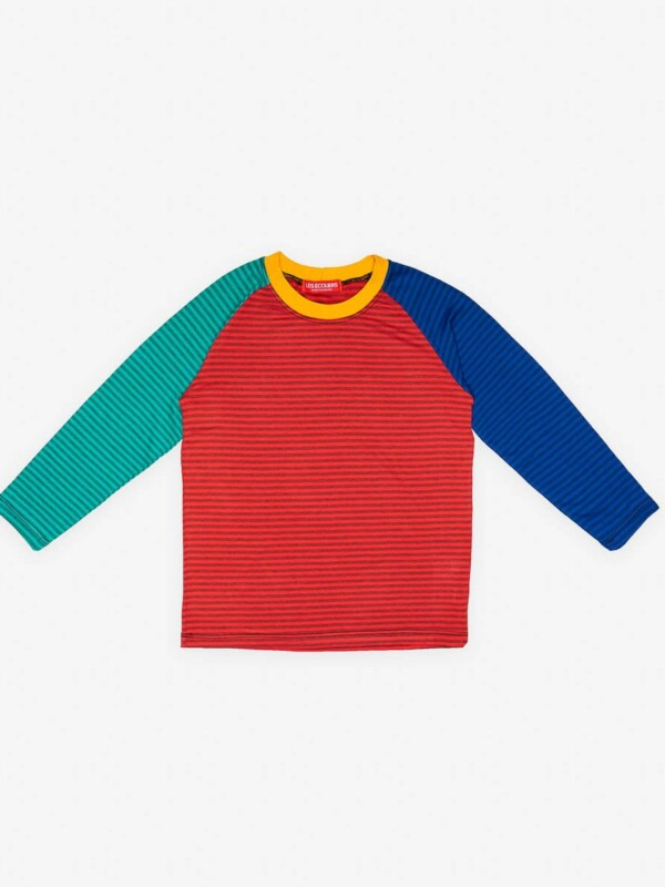 Les Écoliers camiseta divertida 3 colores